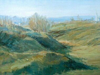 Осень на холмах